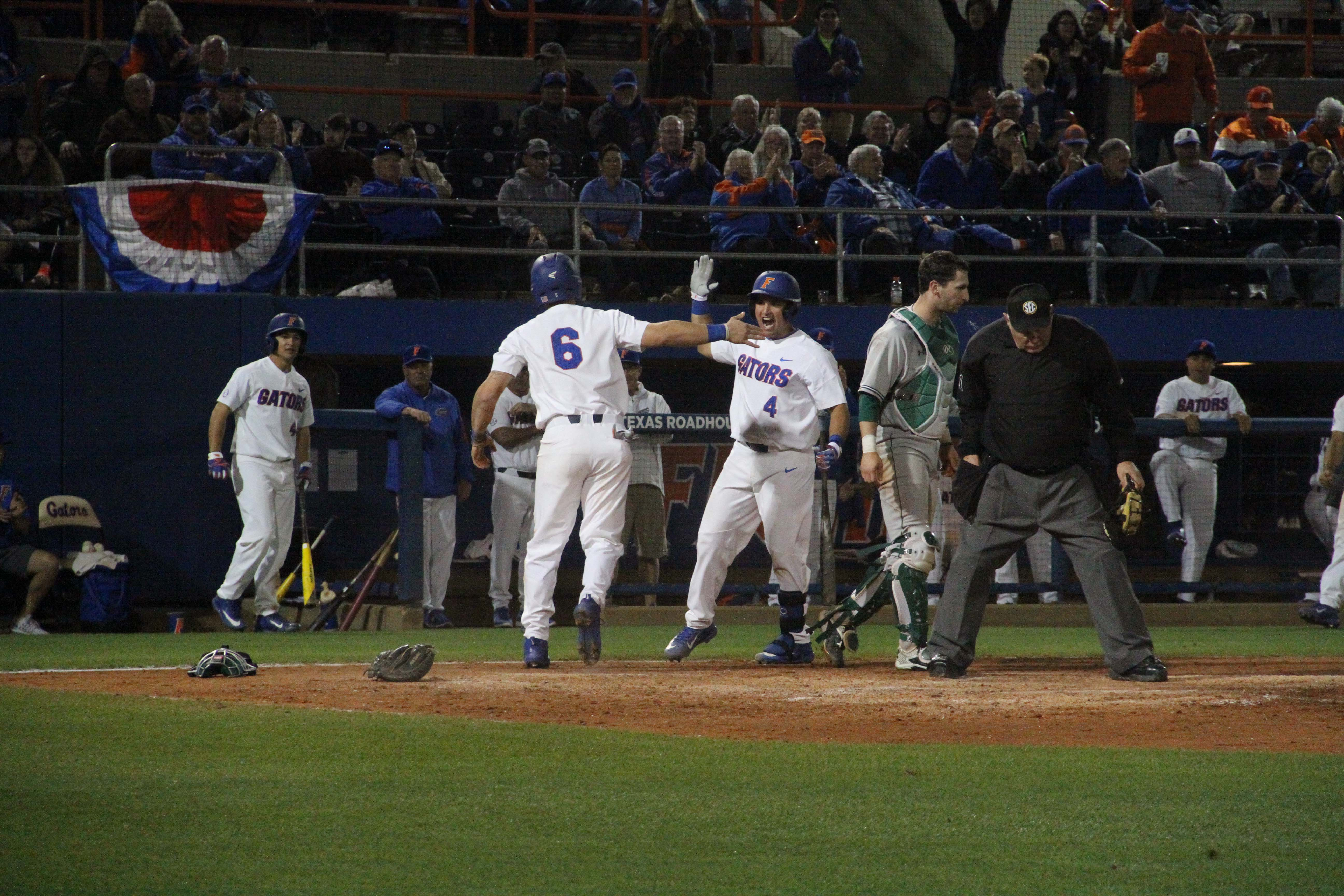 b8df8f92186 Florida Baseball Shuts Out Rival Florida State - ESPN 98.1 FM - 850 AM WRUF