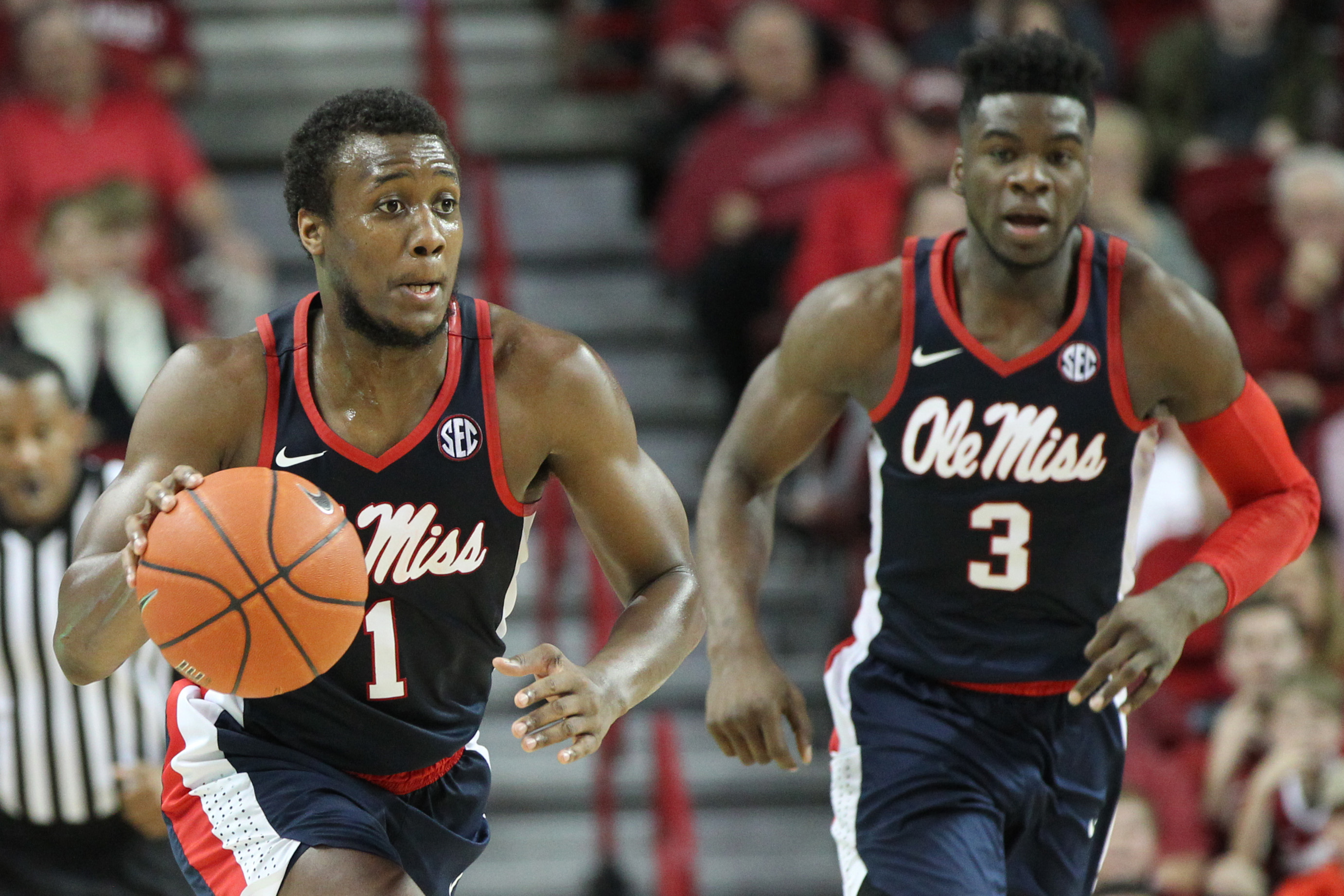 089187b0440 NIT Tournament: 5th Seed Ole Miss Faces 4th Seed Monmouth - ESPN ...