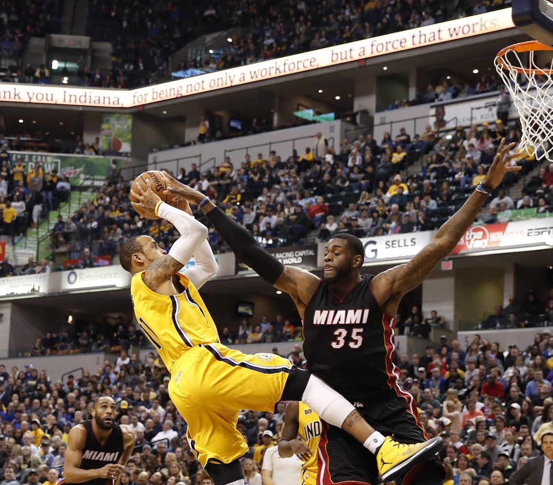 Miami Heat Fall To Pacers And Fall In East Standings