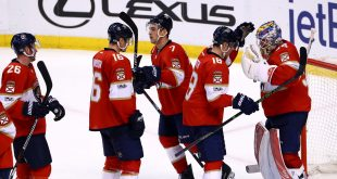 56f56712d2c The Florida Panthers had their way Tuesday night as they hosted the Toronto  Maple Leafs and won 7-2. The win was much needed as the Panthers (30-27-11)  were ...