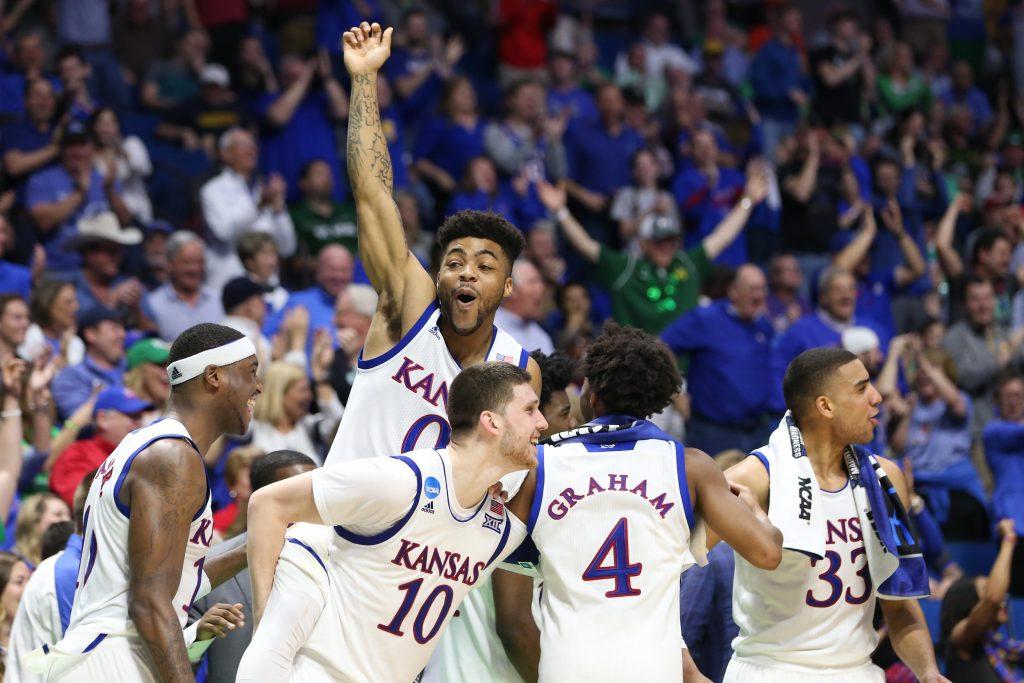 How To Watch Kentucky Basketball Vs Kansas Jayhawks 2017: NCAA Tournament: Dancing Into The Sweet 16