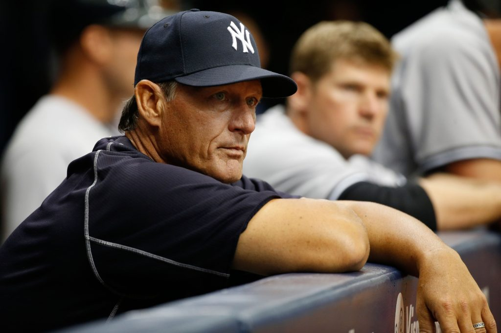 Feature Yankees Coach Alan Cockrell Espn 98 1 Fm 850