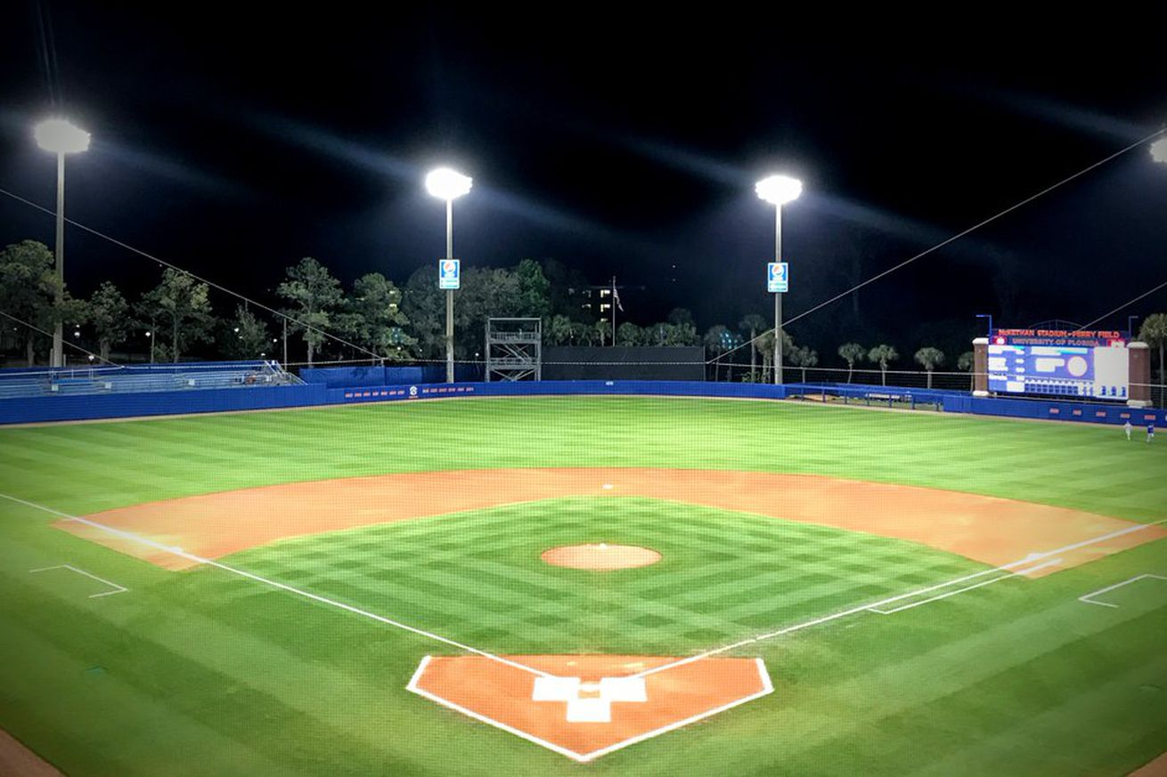 Super Regionals Gator Baseball Hosts Wake Forest