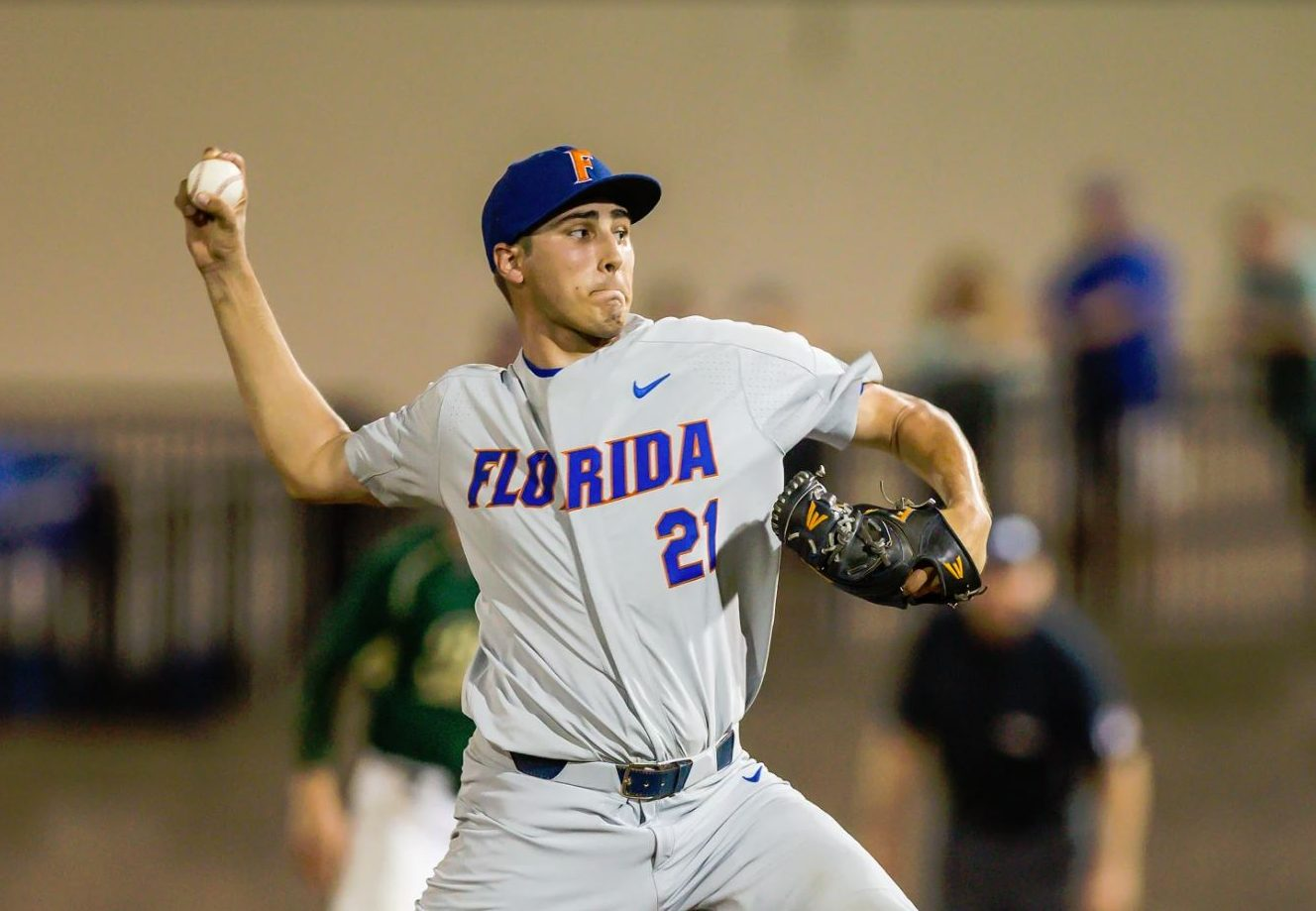 huge discount 179c3 e87c6 College World Series: Gator Baseball Starts Quest for Title ...