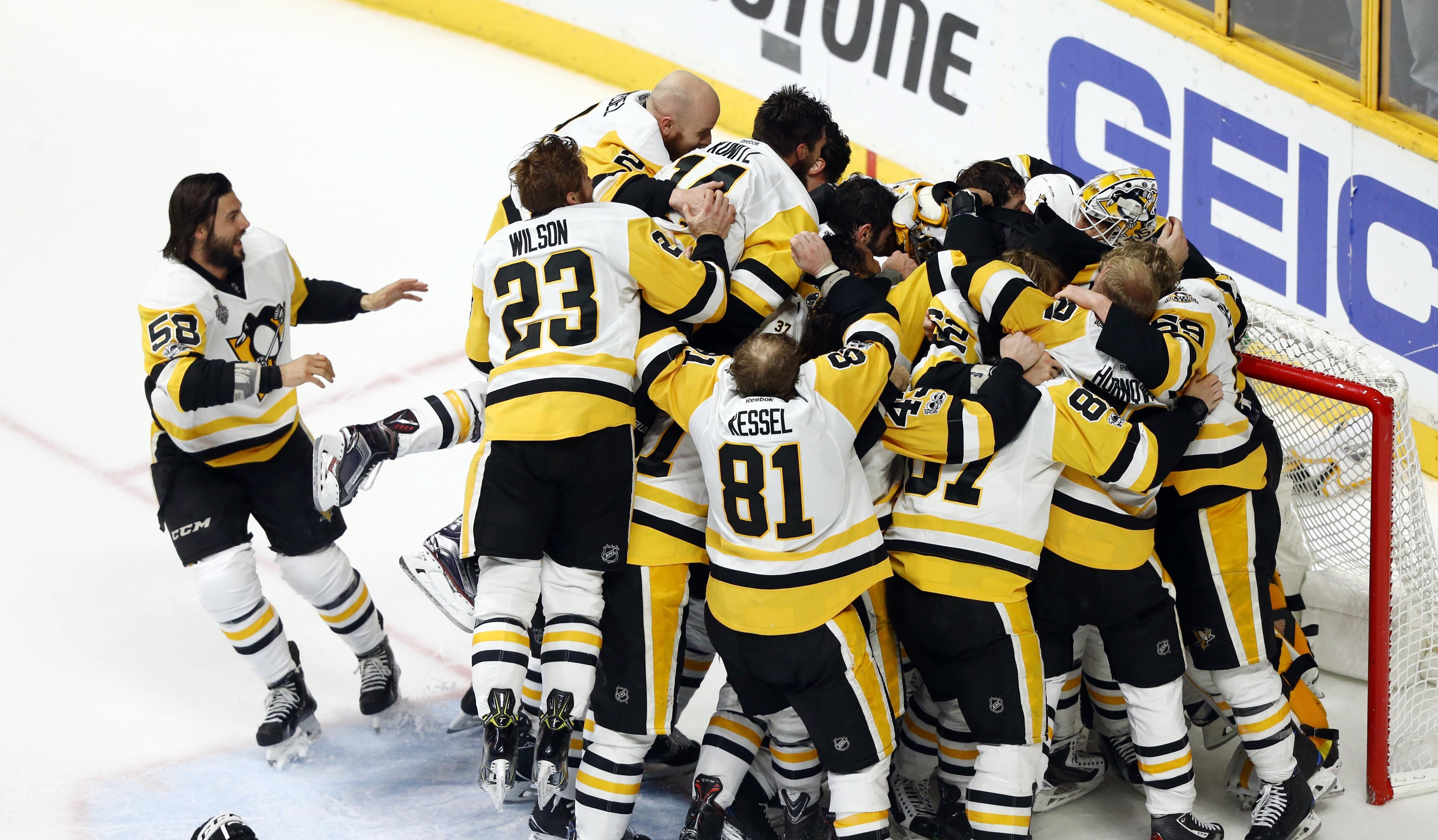 cbaf280cf68 Pittsburgh Penguins Repeat As Stanley Cup Champions - ESPN 98.1 FM ...