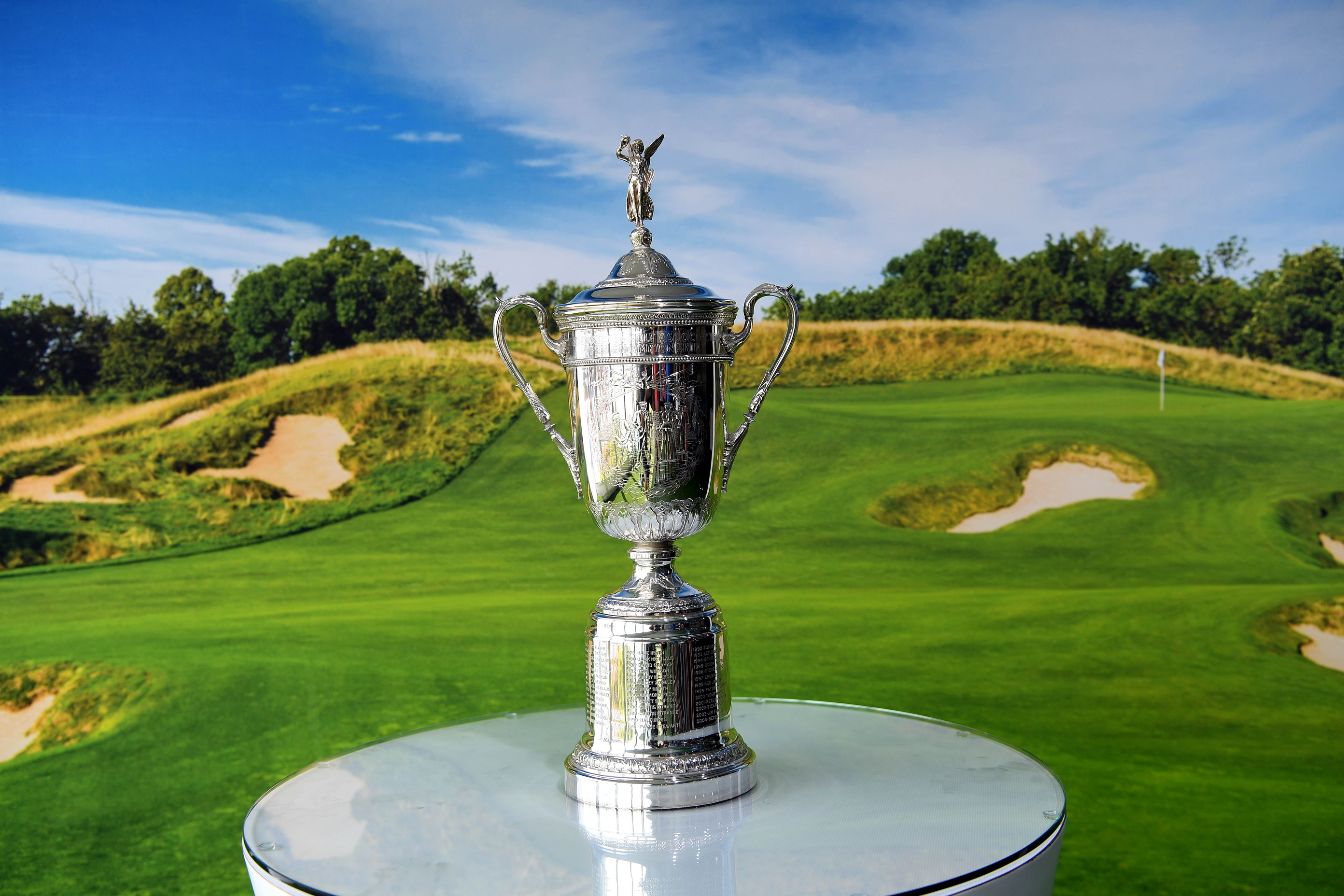 US Open Golf Championship Continues After First Round ...