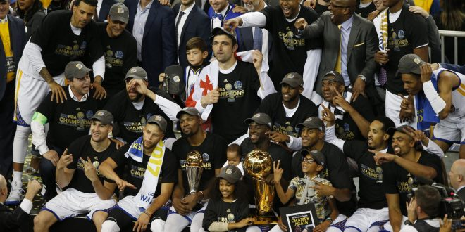 A New Dynasty in the Golden State - ESPN 98.1 FM - 850 AM WRUF