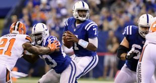 QB, Colts, Brissett