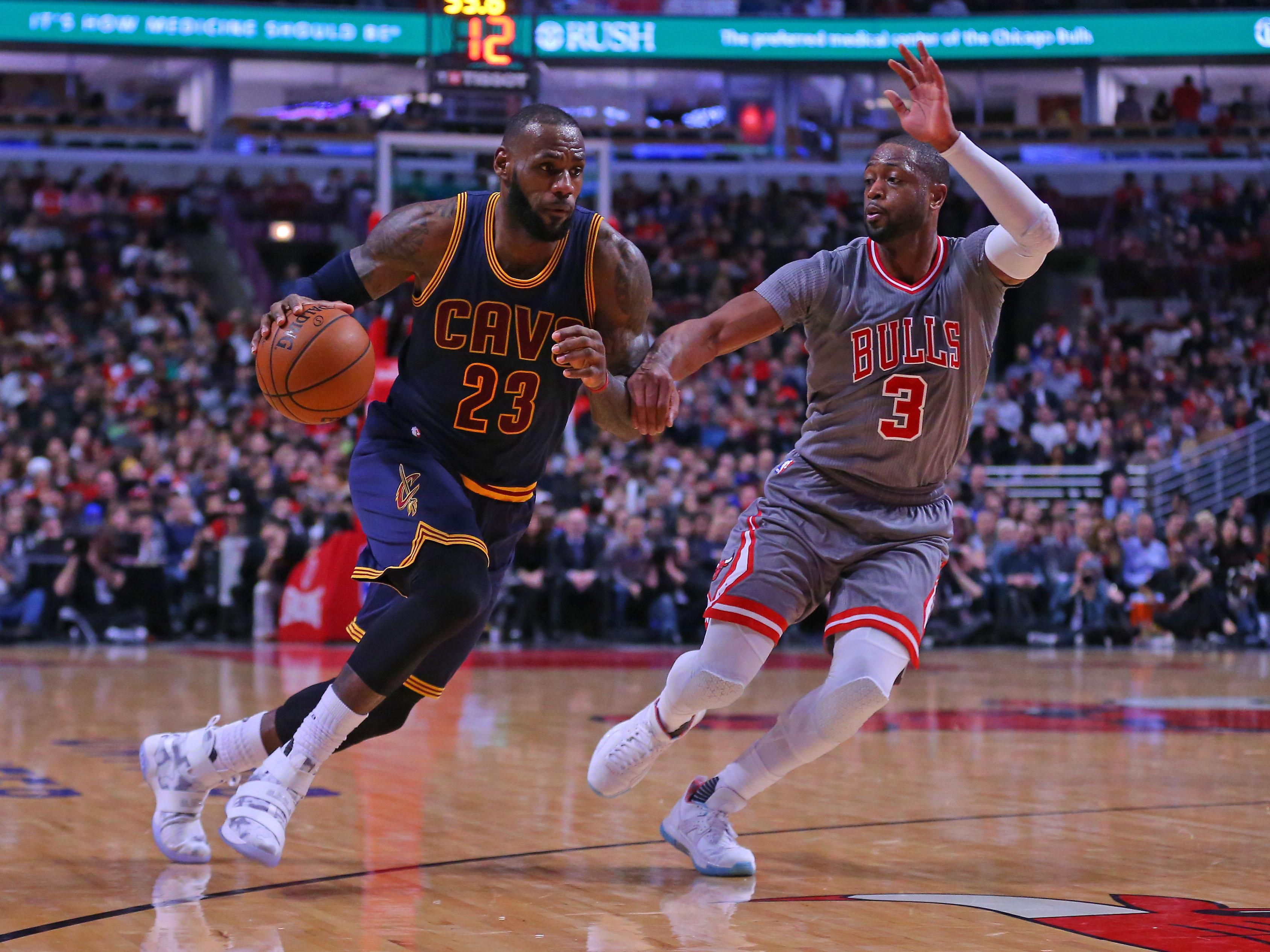 7a5cb480425f NBA  Cleveland Cavaliers at Chicago Bulls - ESPN 98.1 FM - 850 AM WRUF