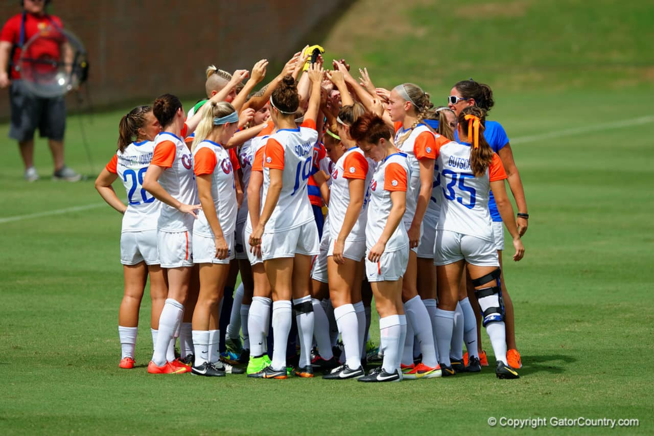 Gators-soccer-team