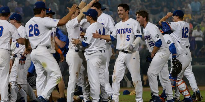 cheaper 2ed39 6251b Gators Baseball Announces Start of Fall Practice - ESPN 98.1 ...