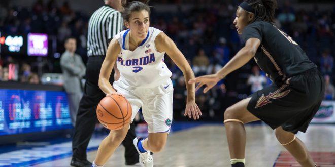 Gator Women's Basketball Suffers Crushing 84-54 Loss to ...