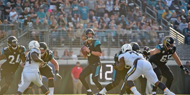 Jaguars Beat Chargers 20-17 in Overtime - ESPN 98.1 FM - 850 AM WRUF ef6049d6f
