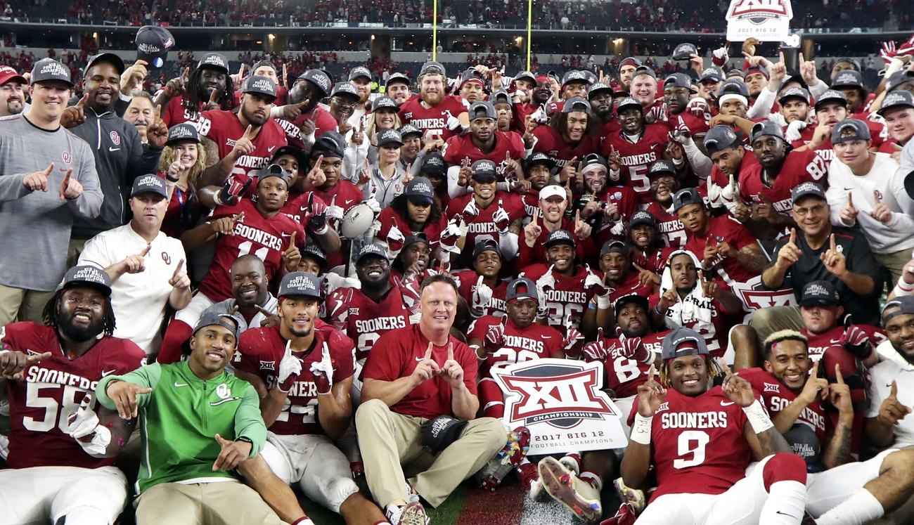 2017 Sec Champs >> Sooners Stake Playoff Spot Behind 11th Big XII Title - ESPN 98.1 FM - 850 AM WRUF