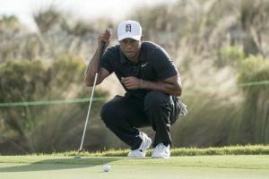 impressive return, golf, Tiger Woods