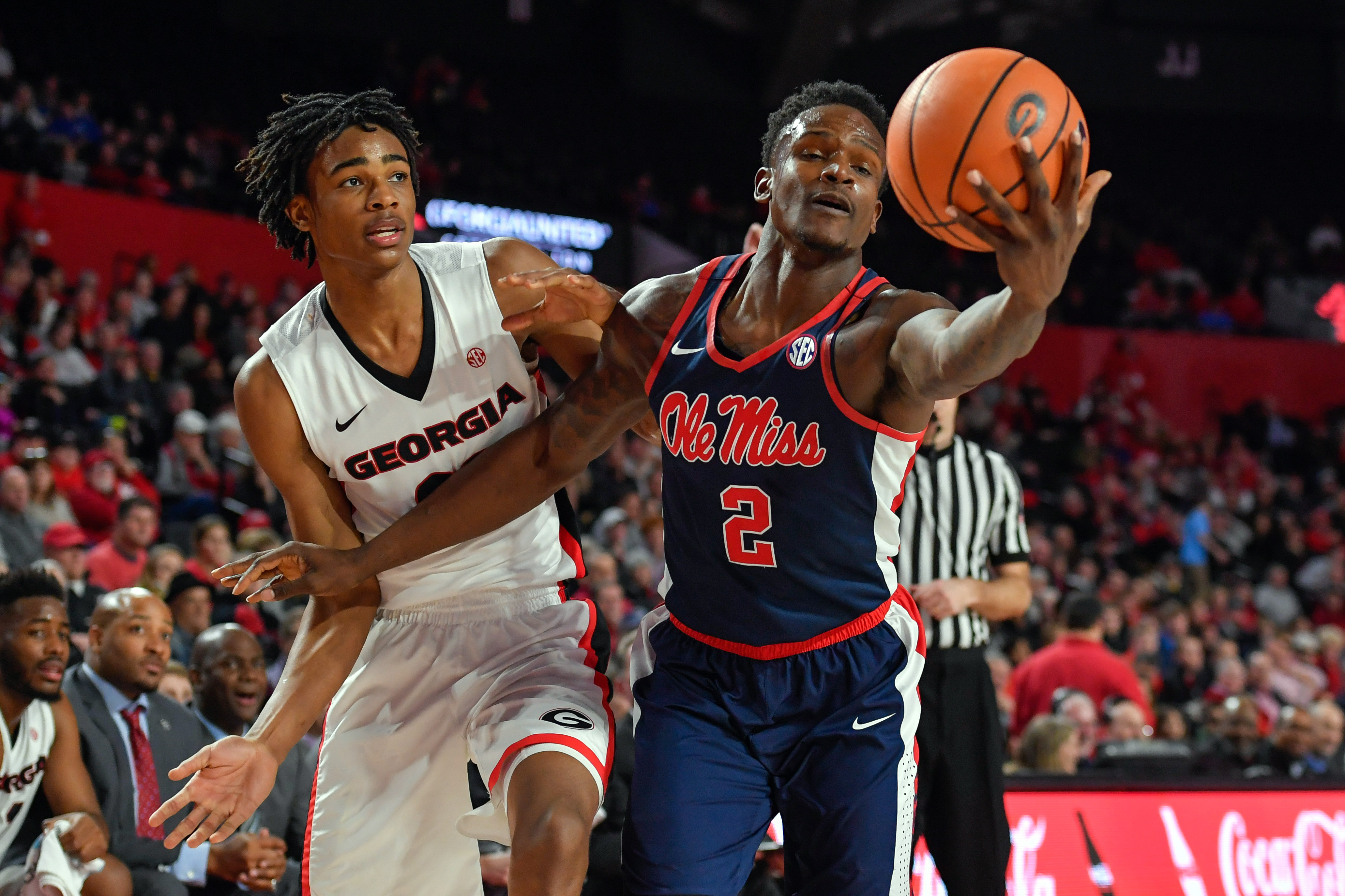 terence smith ole miss basketball