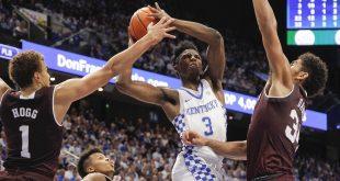 SEC Basketball - Kentucky