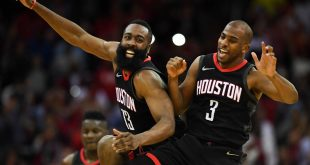 85e29f2ddddc The Miami Heat fell to the Houston Rockets 99-90 last night as James Harden  led the Rockets with 28 points. Game Recap The Heat were up by as much as  13 in ...