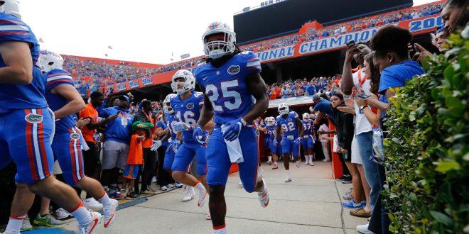 Four Florida Gator Football Players Reinstated