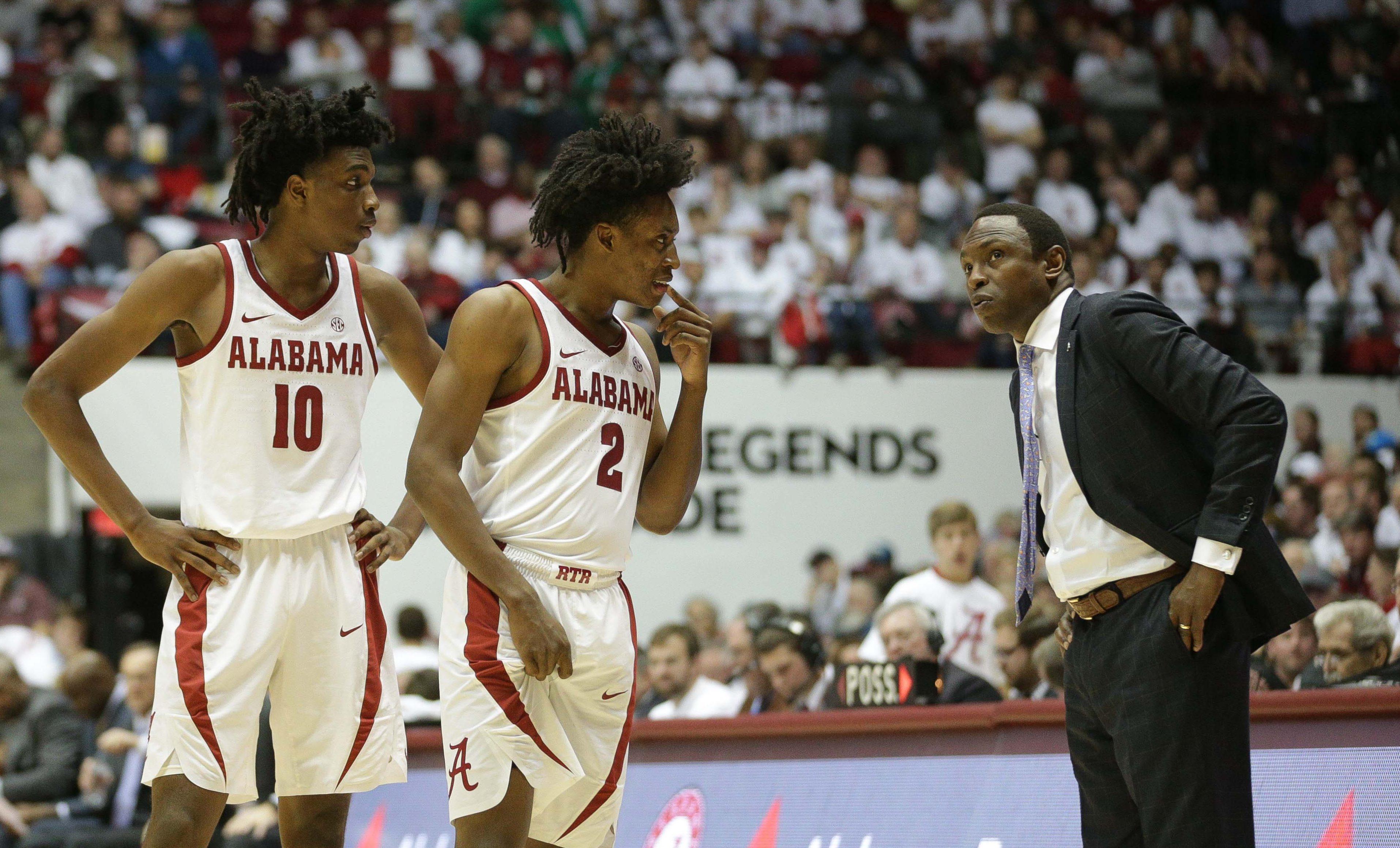 Avery Johnson's Alabama Looks to Make Big Leap in Upcoming Season ...