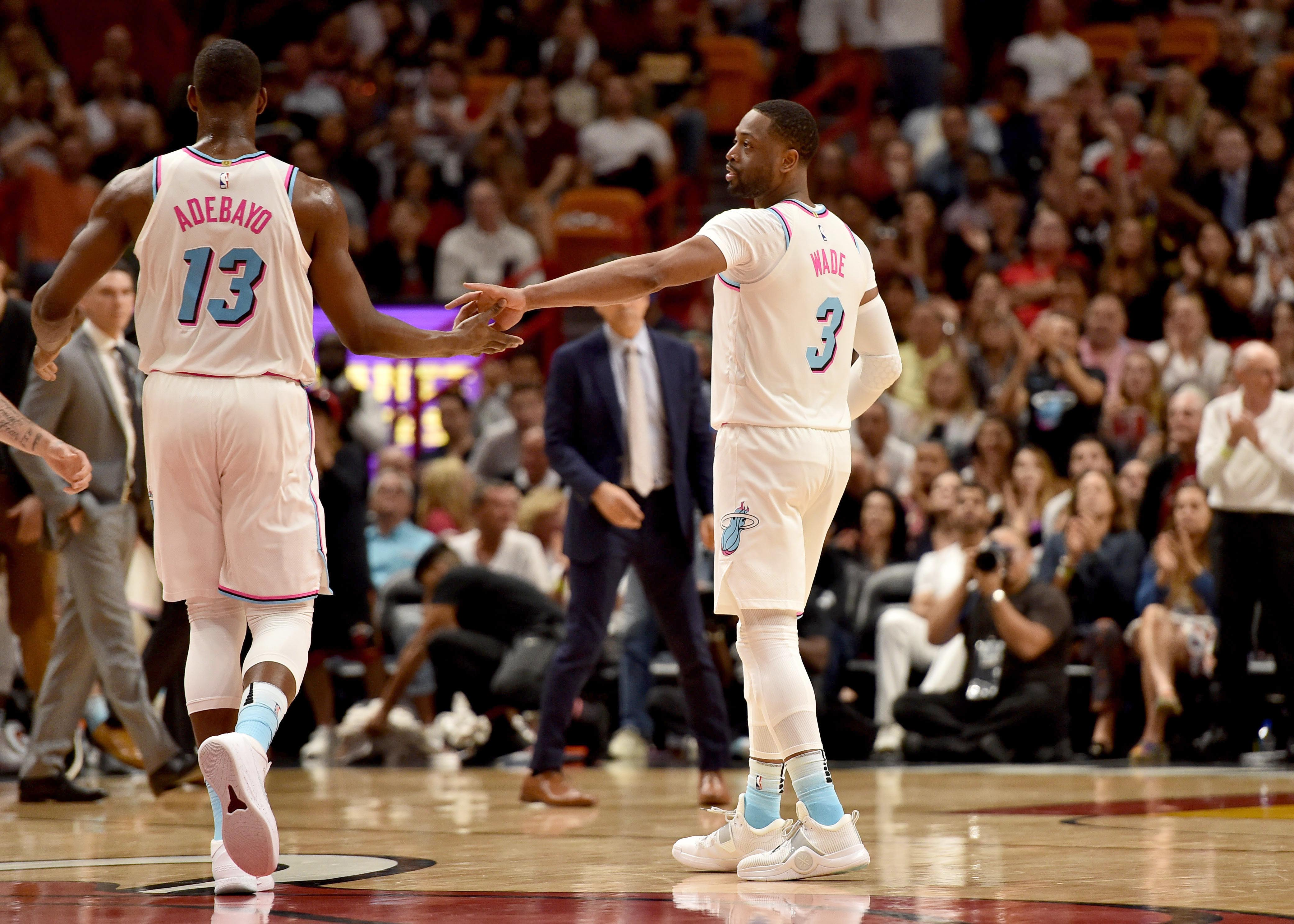 """Bam Adebayo Will Make Florida His Bitch Today: Miami """"Wade"""" County Is Back In South Florida"""