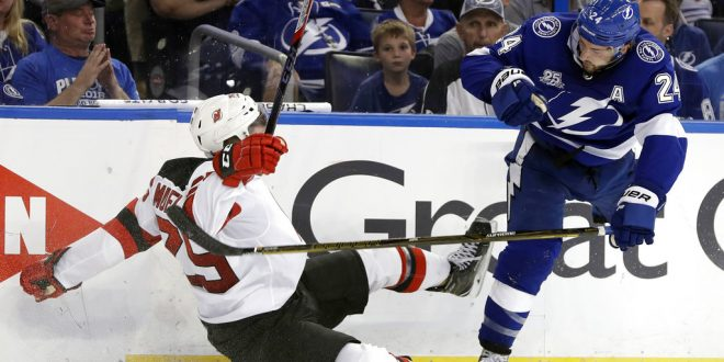 following week of rest tampa bay lightning ready to face bruins