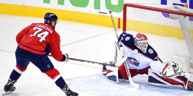 Bruins And Capitals Each Look To Win Their Series In 6 Games Tonight