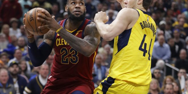 6b697baf01d Pacers and Cavs Prepare For Critical Game Five - ESPN 98.1 FM - 850 ...