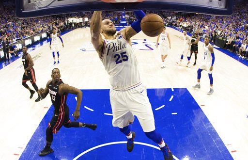 Philadelphia 76ers Looks To Extend Series Lead Against Miami Heat