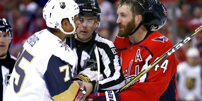 Stanley Cup Playoffs Game 4 Preview  Washington Capitals versus Vegas  Golden Knights 3abb435bf31