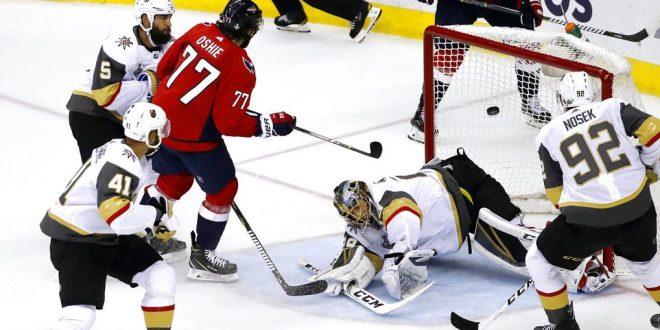 5cbe95fafe1 Stanley Cup Finals  Washington Dominates Vegas in Game 4