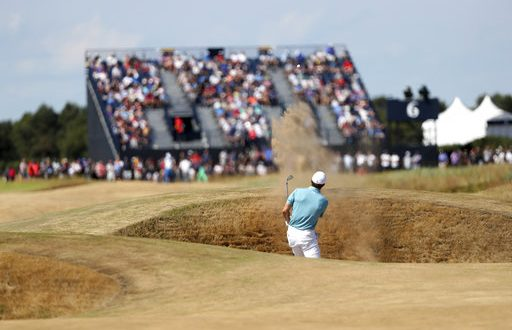 Us open golf results espn