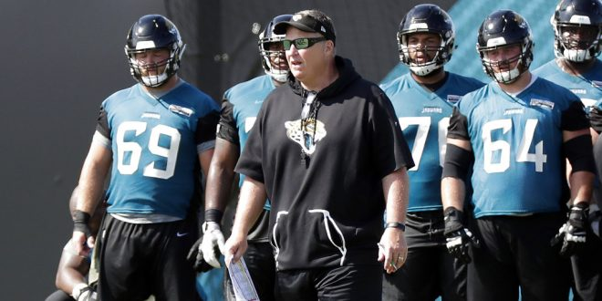 newest aba82 a2a31 Jacksonville Jaguars Begin Training Camp - ESPN 98.1 FM ...