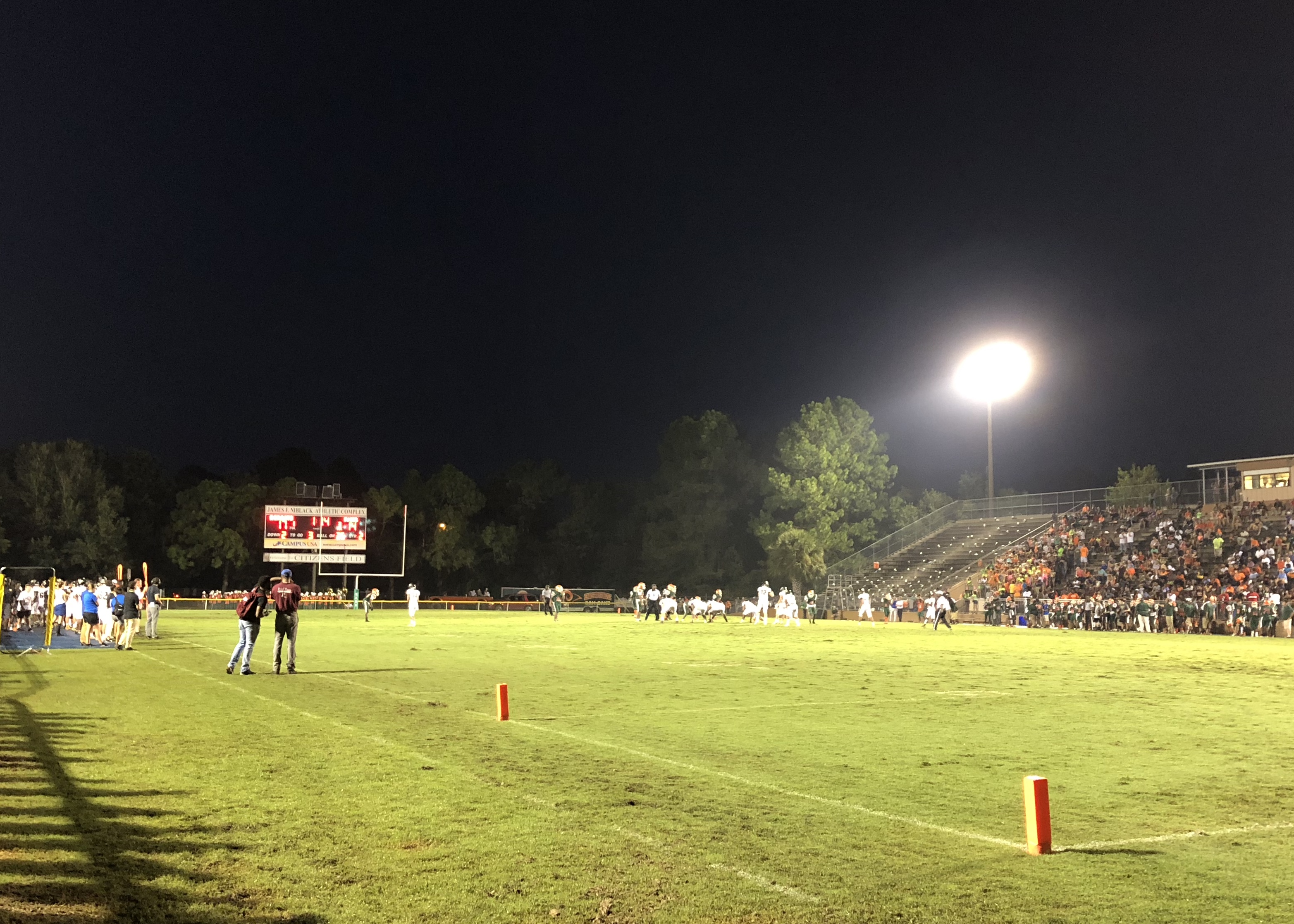 Friday Night Lights: Local Games Tonight in Gainesville