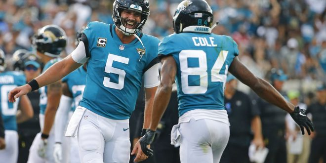 af61047f0 Jacksonville Jaguars Look to Stay Perfect on the Season