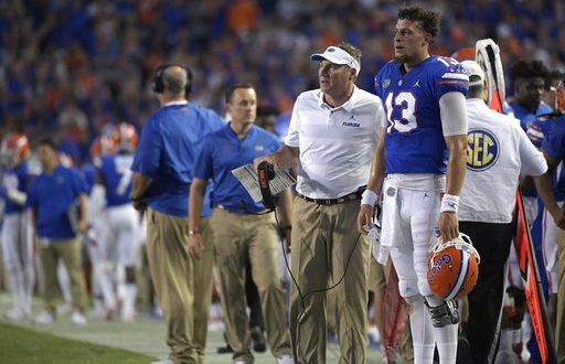 Gators Football Preview Florida Looks For 32nd Straight Win Against