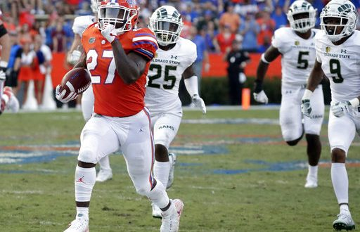 Florida Gators Football Preview Tennessee An Early Cornerstone Game