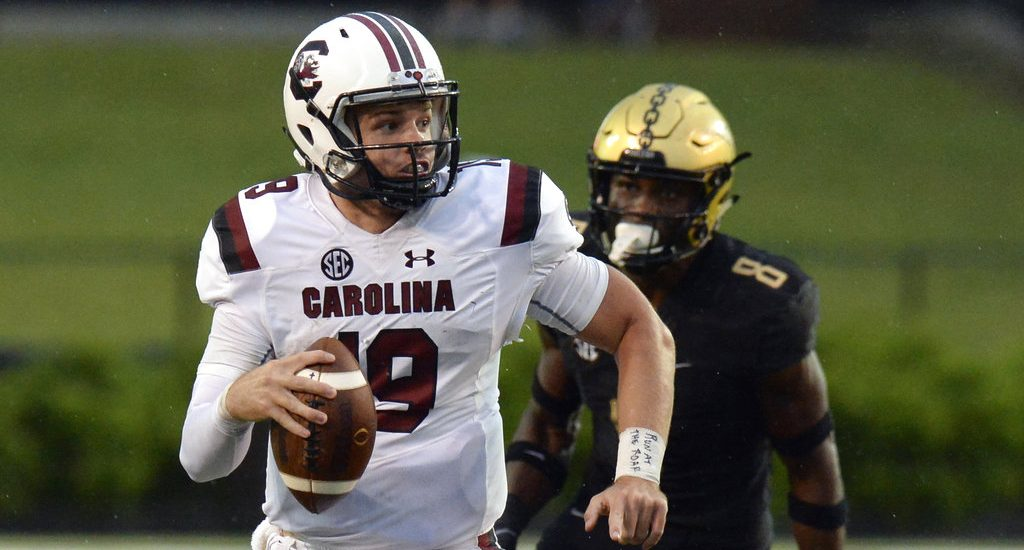 SEC Football Preview: South Carolina Gamecocks vs ...