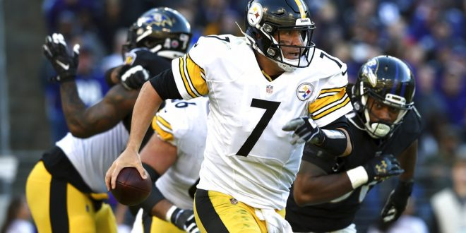 176efb92e Big Ben  and the Pittsburgh Steelers Crush the Carolina Panthers ...