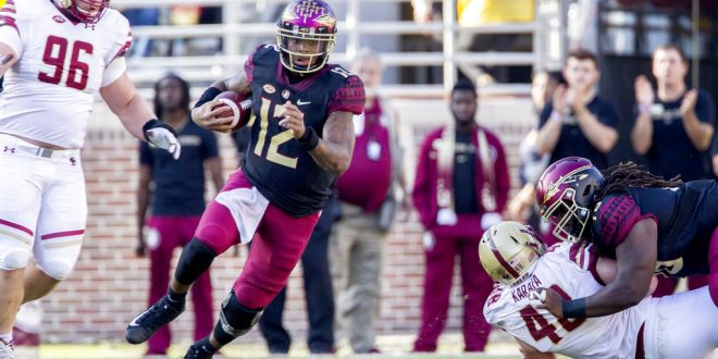 Seminoles Look To Earn Bowl Eligibility Against Gators