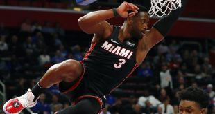2e6e5a7aa78b The Miami Heat faced and defeated the Detroit Pistons in a wild overtime win  on Monday night. Josh Richardson led the way with 27 points to help the Heat  ...