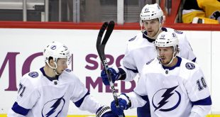 8fe00743c63 The Tampa Bay Lightning were in Pittsburgh Wednesday night to face off with  the Penguins in an Eastern Conference matchup. The Lightning were not only  ...