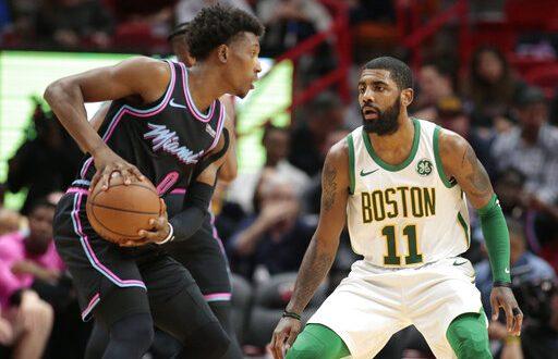 63314d592 Miami Heat Cruise Past the Boston Celtics