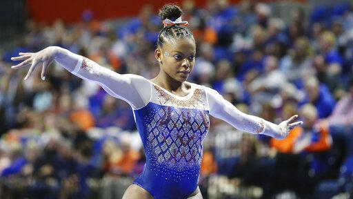 Florida Gymnastics Returns Home To Host Sec Rival Kentucky
