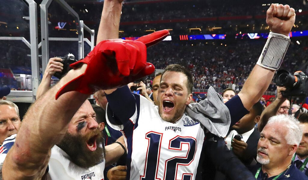 Still Here Patriots Slogan Becomes Reality After 6th Super Bowl Title Espn 98 1 Fm 850 Am Wruf