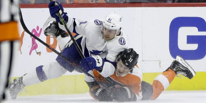 Tampa Bay Lightning Remain Victorious With Win Over Flyers Espn