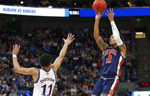 Undefeated Auburn Men S Basketball Prepares For Rivalry