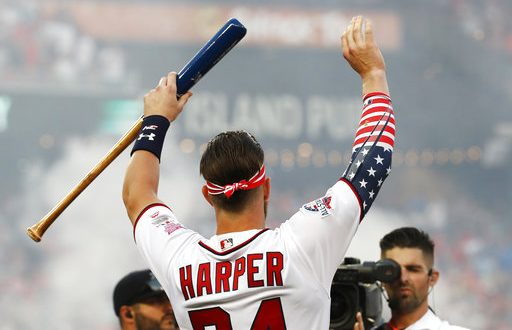 Bryce Harper Signs 13-year deal with Philadelphia Phillies