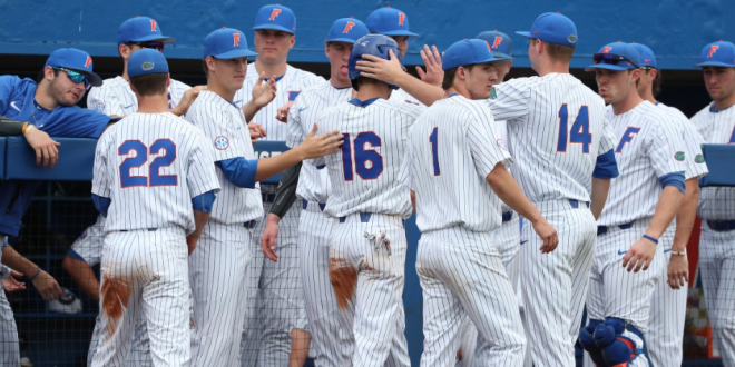 official photos 9e51f 1f82f Preview  Gators Baseball hosts FGCU for Pair of Midweek Games - ESPN 98.1  FM - 850 AM WRUF