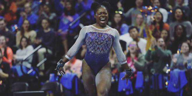 Gators Gymnastics Hopes To Clinch A Share Of The Sec Title With A